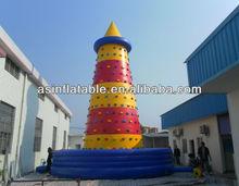 Amusement new design inflatable climbing sports