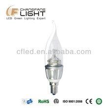3W LED E14