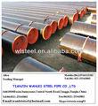 Api5l gr. B/x42 psl1 tubulação de aço preço por tonelada