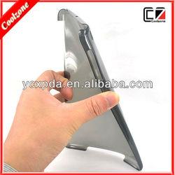 super slim crystal pc case for mini ipad,pc case for ipad mini