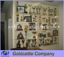 Bespoke Trophy Cabinet &Acrylic UV Bonded