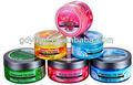2012 caliente venta de gel de cera de pelo 300ml/gel para el cabello