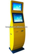 Dual Screen Sample Design OF Kiosks / Dual Monitor Sample Design OF Kiosks / Sample Design OF Kiosks HJL-3100C