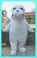 salut en71 2013 nouvel an vente chaude lion de mer en peluche costume