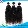 aaaa gradoindio del pelo humano pelucas