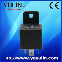 High Quality PA66 5 Pin 30A 12v dc pla relay