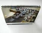 2012 newest desk/wall custom Calendar printing