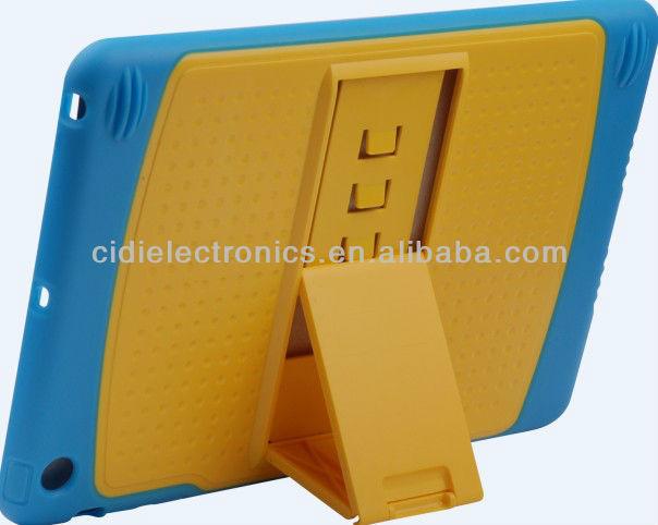 For iPad Mini Kick stand Heavy Duty Combo Hybrid Case
