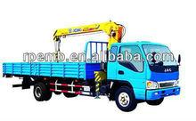 2012 New Cranes XCMG Telescopic boom Truck mounted crane SQ3.2K1Q