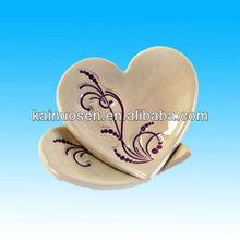 high quality ceramic heart