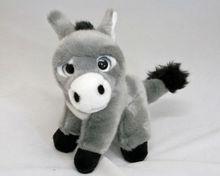 Donkey soft plush toy stuffed animal