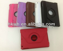 For mini ipad case with 360 degrees rotating stand cover