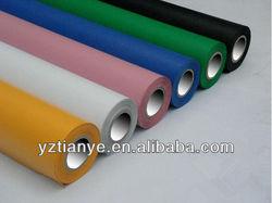 LS002 PVC plastic film roll