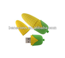 Indian corn shape usb pen drives 1gb/2gb/4gb