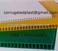Corrugated Plastic Cellular Board