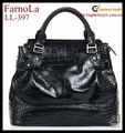 cantão bolsa fabricante atacado de moda bolsas bolsas de couro real para as mulheres