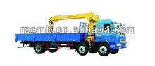 unic truck mounted crane/mini truck mounted crane/telescopic boom truck mounted crane SQ8K3Q
