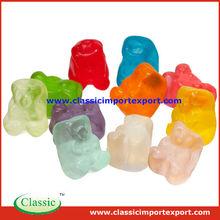 Calcium 600mg + Vitamin D 600 IU Gummies bear Oem