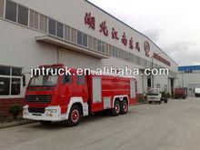 SINO STERY 15000L water and foam tank fire fighting truck