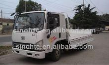 FAW 4x2 5 ton chinese mini trucks for sale