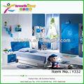الأزرق تصميم أبلقفص يدويةللأطفال y332