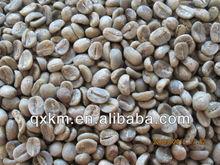 Arabica green coffee beans 2012 crop
