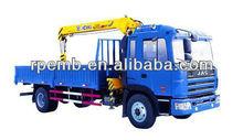 isuzu truck mounted crane/XCMG Telescopic boom Truck mounted crane SQ4SK2Q