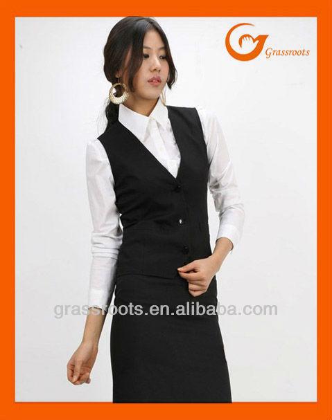 2013 las últimas para mujer chaqueta de traje de oficina uniforme ...