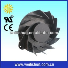 air conditioning electric 12 volt dc brushless computer cooling fan for air conditioning 90*90*25mm