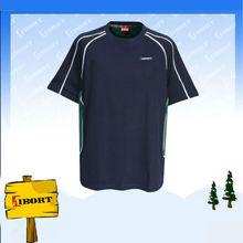 2013 men's fashion t shirt,100 cotton plain t shirts(GAA-101)