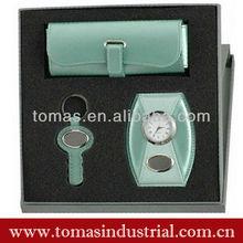 2013 new design pocket watch women gift set