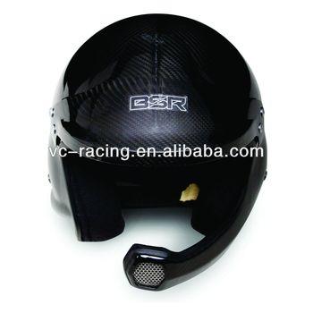 Fiberglass Full Face Snell SA2010 auto racing Helmet FF-SF4 (Carbon Fiber)