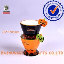 Halloween Ceramic Cocktail Glass