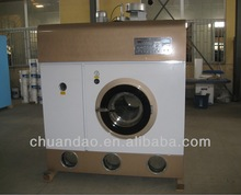 Steam heated dry cleaning machine for laundry shop (perc dry cleaning machine)