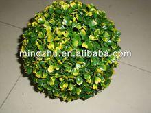 2013 China Artificial grass ball garden fence gardening boccia ball