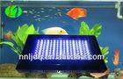 marine fish tanks aqua led lights 120watt White Blue led aquarium lampe 460nm 20000k
