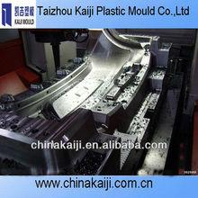 professional in making plastic car bumper mould