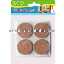 furniture adhesive felt pads/protector pads/furniture leg protection pads