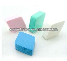 Make up Base Powder pact Puff Foundation Diamond puffs