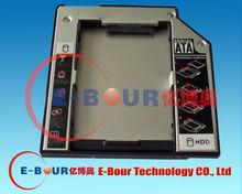 For IBM ThinkPad T40 T40p 2nd HDD Caddy T40 T40p T41 T41p T42 T42p T43 T43p X40 X41 2nd hard disk case ebour001