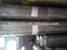 metal welding manufacturing / oxidized steel sheet / plastic coated wire mesh 6mm opening