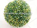 2013 China bola grama Artificial jardim cerca de jardinagem plástico mirror ball