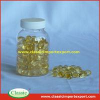 500mg GMP Certified Grape seed oil Softgel Capsule