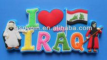 Iraq National flag fridge magnets Iraq souvenir gifts products