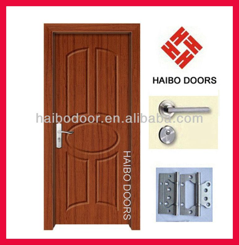Interior mdf de madera de pvc puertas francesas dise o for Diseno de puertas en madera para habitaciones