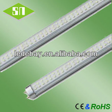 high power CE RoHS tuv t8 led red tube