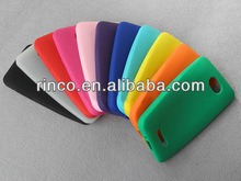 New Silicone Skin Cover Case for HTC X920e Droid DNA