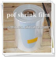 Plastic Pof Shrink Film For Food Packaging