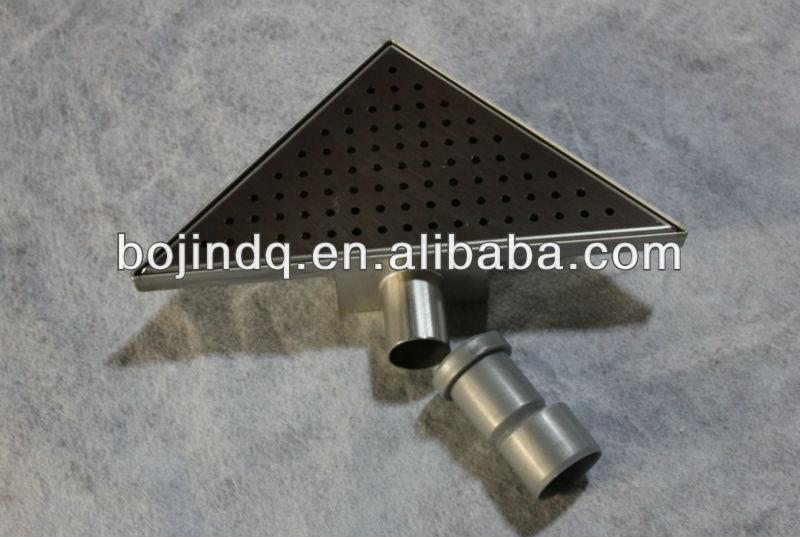 Rinnenablauf Dusche : edelstahl dreieck dusche rinnenablauf-Abflussrohr-Produkt ID:730128664