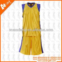 JB013 New Design Customized Basketball Uniform For Men